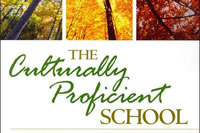 Partial cover of book - The Culturally Proficient School