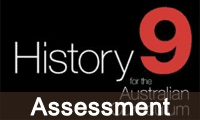 Australian Curriculum: History, with Assessment caption