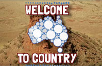 Welcome to Country app